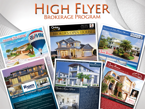 High Flyer Brokerage Program