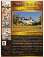 House flyer sample