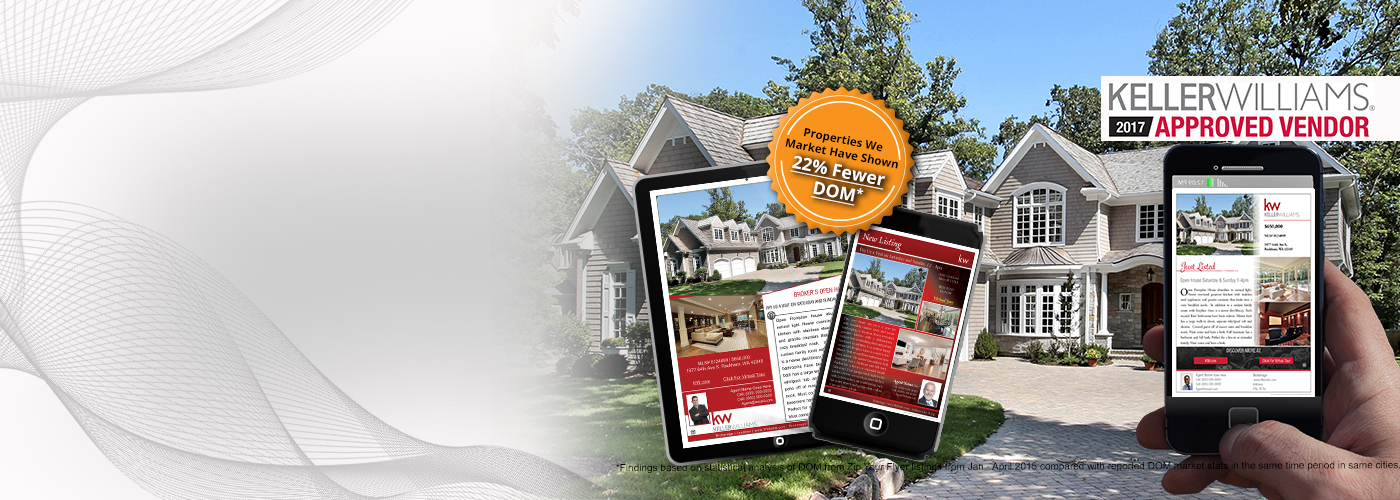 Agent to Agent Real Estate Email Flyers