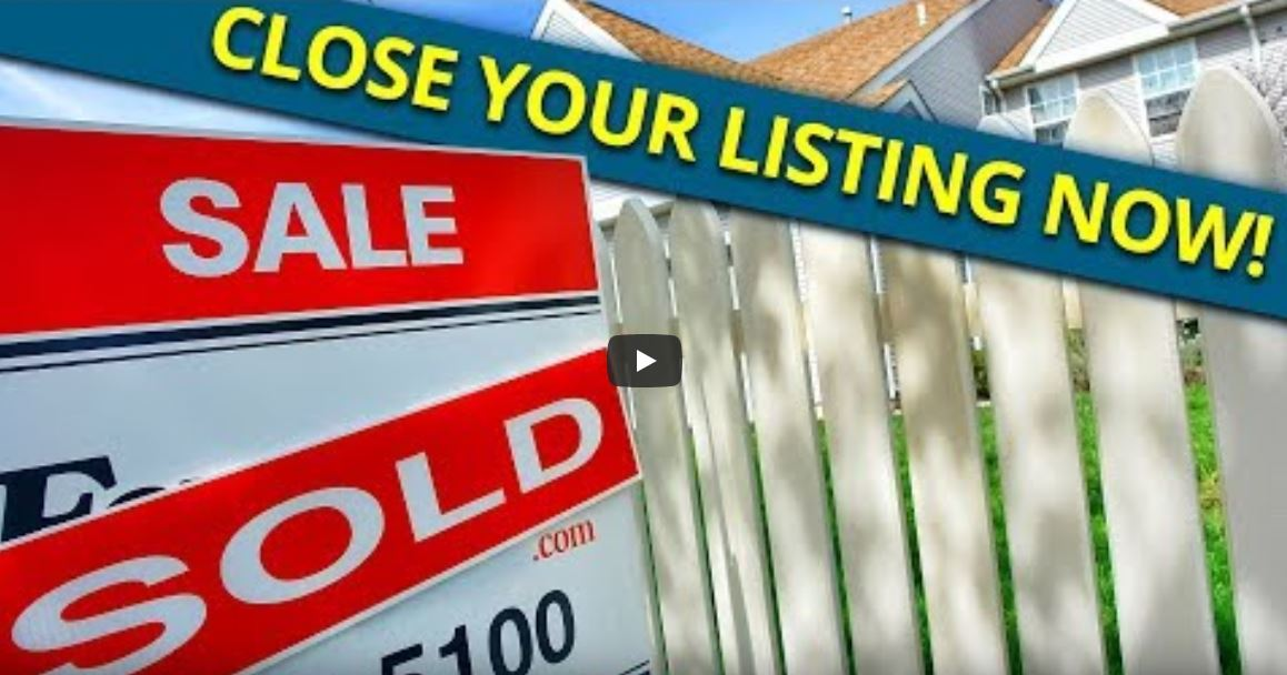 Close Your Listing Fast